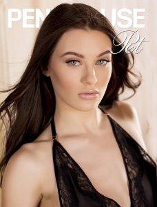 Lana Rhoades Penthouse Pet August 2016